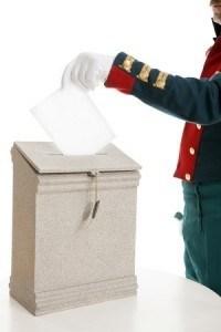 Hotel Mail Box