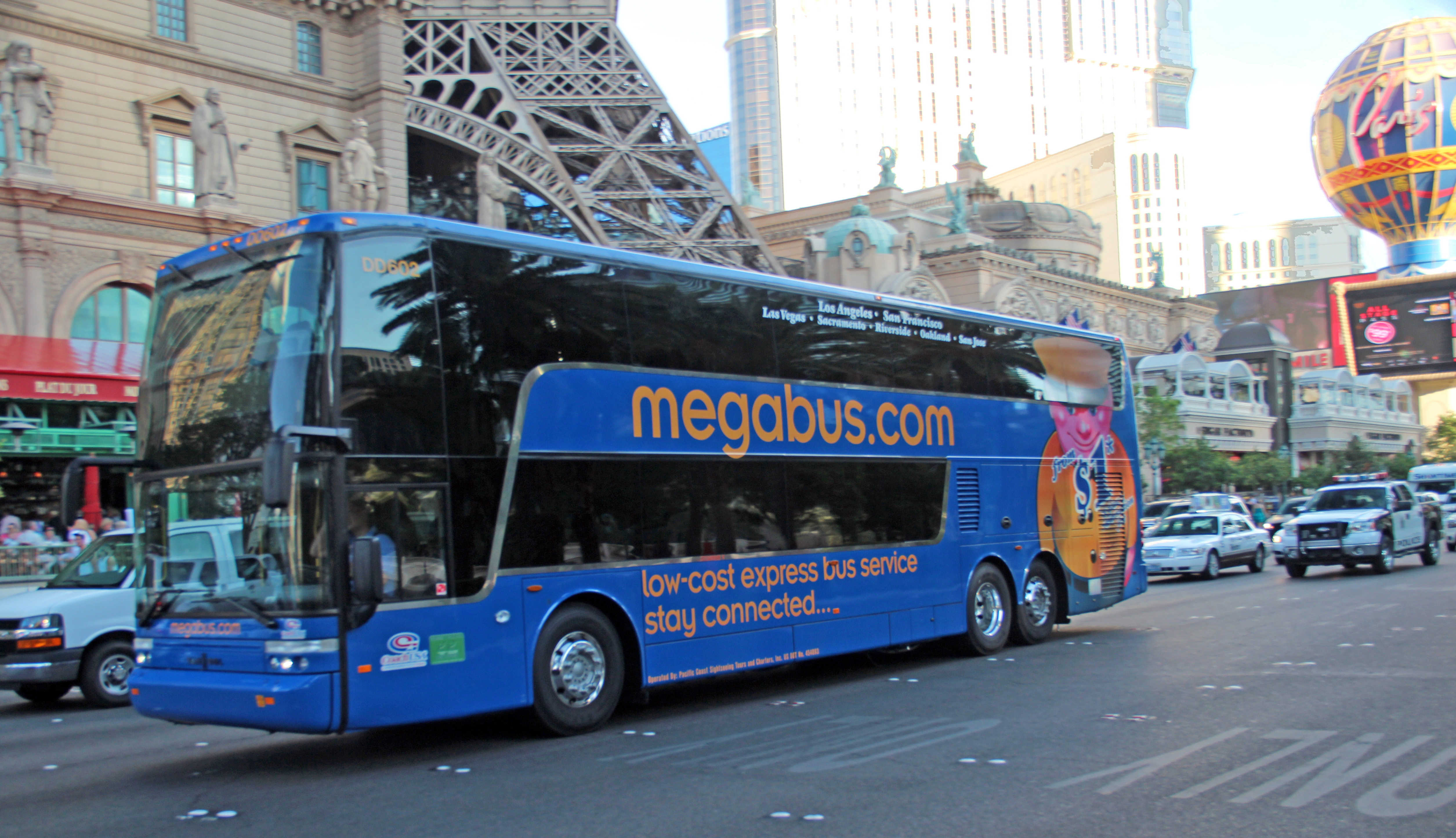 Toyota Of New Orleans >> Travel & Tips using MegaBus - Work Smart and Travel