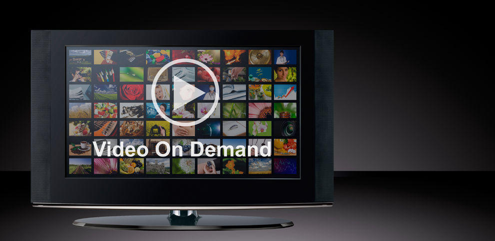 Video_On_Damand streaming stick