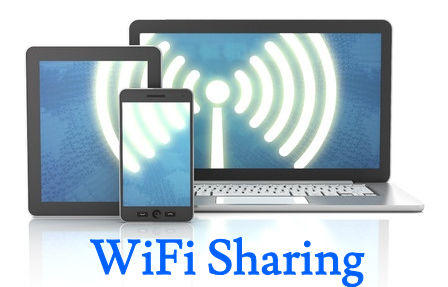 How to Share a WiFi Hotspot - The Easy Way