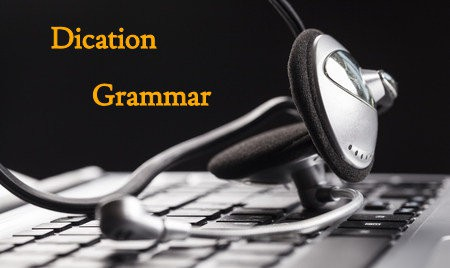 Dication Grammar