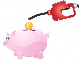 Piggy Bank and Fuel Filler